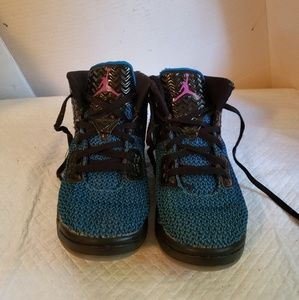 Jordan Spike Forty Girl's shoes size 2y